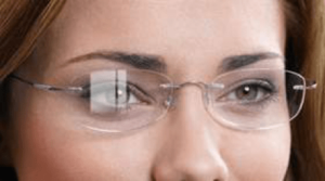 Anti-reflective Eyeglass Lens Coating