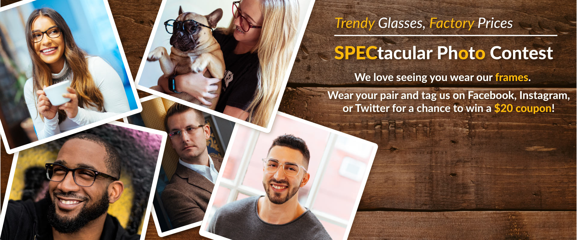 Payne Glasses Is Hosting A SPECtacular Photo Contest For November 2018