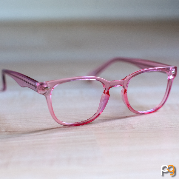 Betty Round in Pink - Payne Glasses